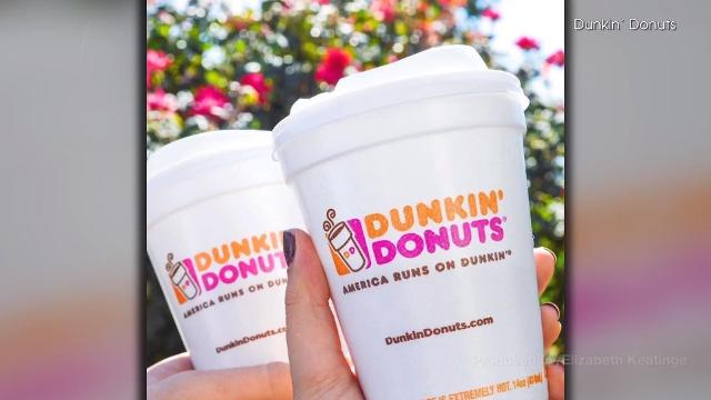 9233a1587ce Dunkin' Donuts dark roast beer to debut at local brewery