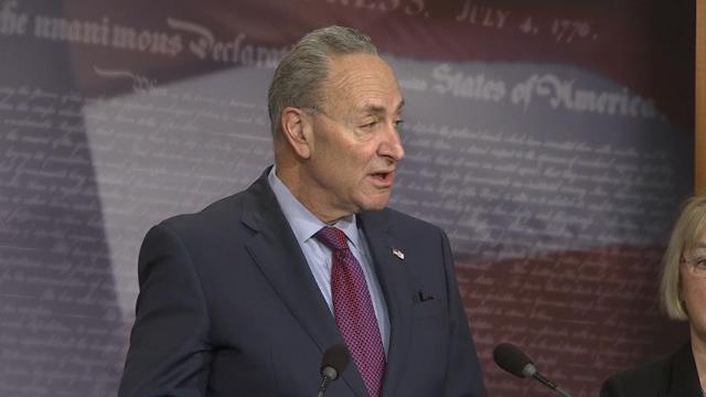 Senate Dems Blast GOP Tax Bill After Trump Win