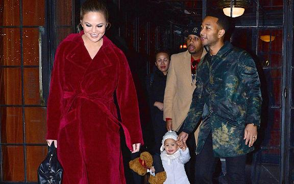 This is the gift Chrissy Teigen gets John Legend every Christmas
