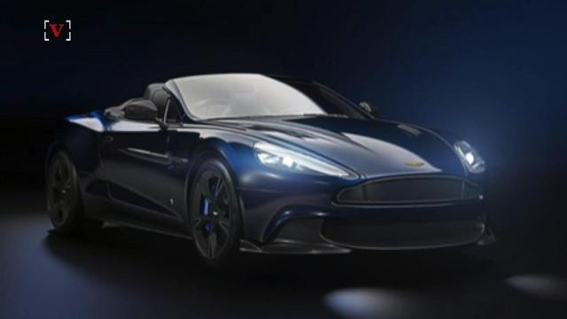 Aston Martin to recall thousands of cars in the U.S.