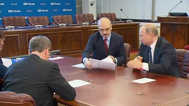 Putin Allowed to Run for Russian President Again