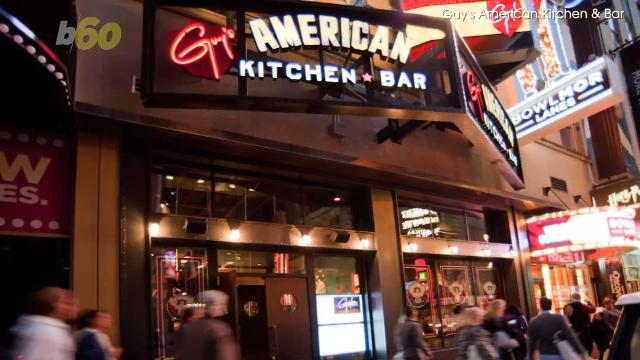 Guy Fieri S Nyc Restaurant To Close At End Of The Year