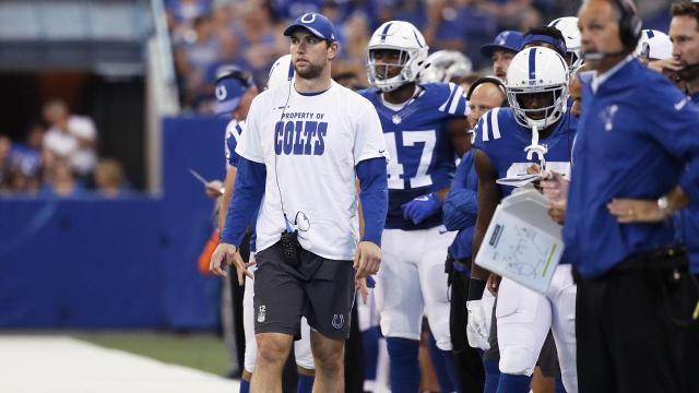 Andrew Luck does not think he'll need another surgery