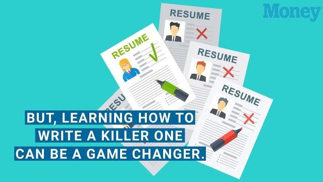 Resume formatting an style tips from experts.
