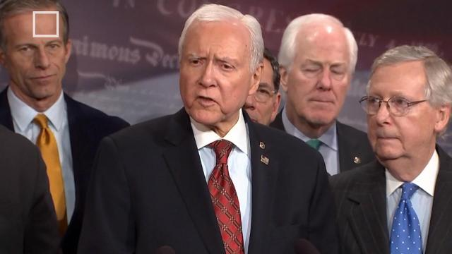 Sen. Orrin Hatch announces retirement, clearing the way for Romney run