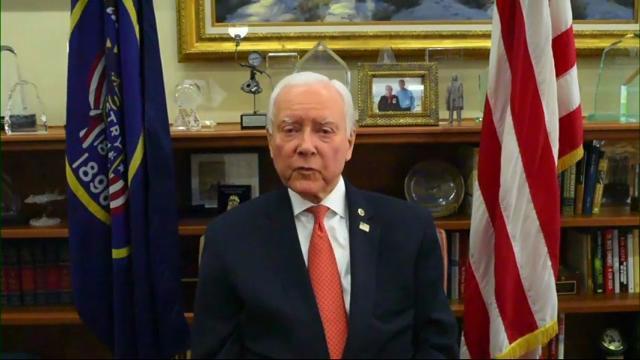 Senator Orrin Hatch Retires after 40 Years