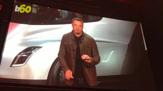 Elon Musk cites the strangest reasons to work for Tesla