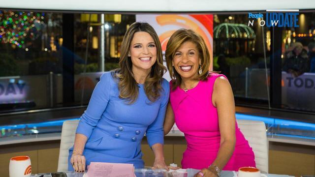 Hoda Kotb says she's 'not making Matt Lauer money' as Today co-anchor