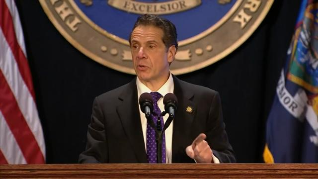Cuomo: N.Y. will sue to block federal tax overhaul