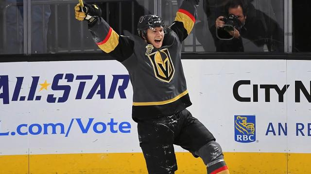 dcdcff51c NHL midseason awards: Golden Knights storm league