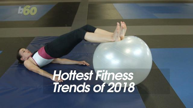 2018's hottest fitness trends