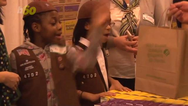 Girl Scout Cookies move to online orders amid coronavirus pandemic