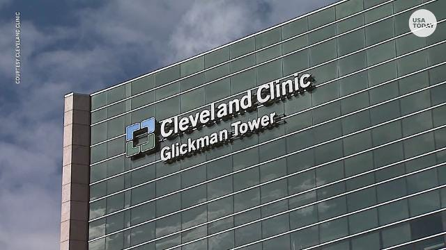 Former patient alleges rape, 'cover-up' by Cleveland Clinic