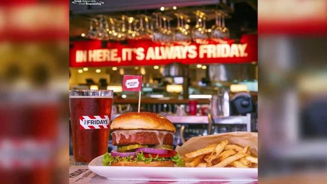 The casual dining chain says it's the fastest test-to-table launch in TGI Friday's history.