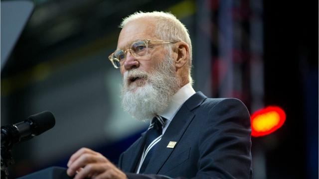 Obama set as first guest on Letterman's new show