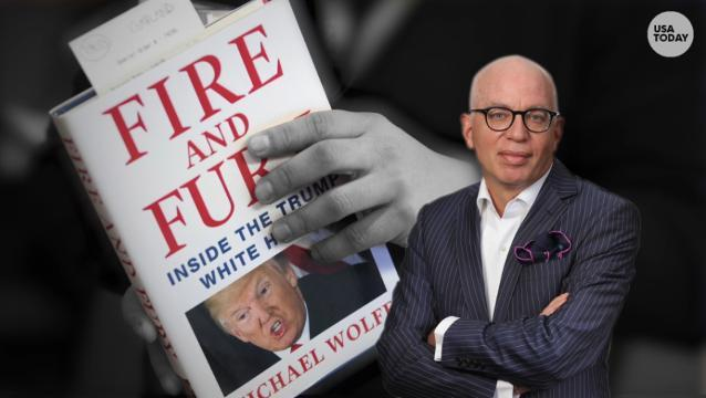 Why Michael Wolff's Trump expose is unprecedented
