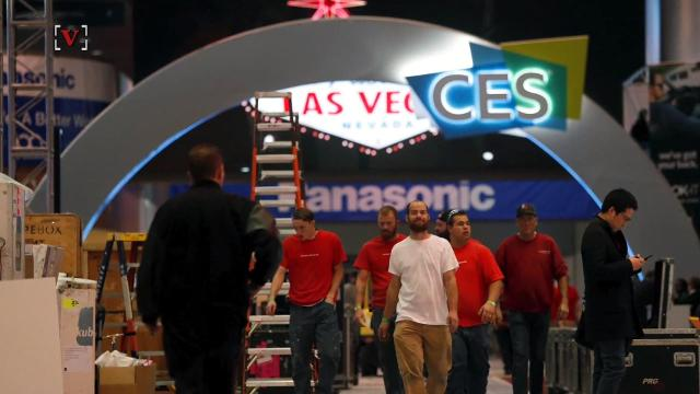Women are absent from CES keynote addresses
