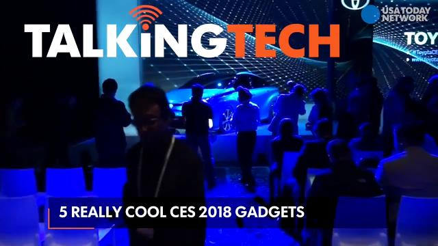 5 more cool things we saw at CES 2018