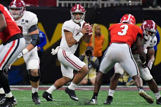 Alabama offense comes to life with freshman QB Tua Tagovailoa 298aacbe3