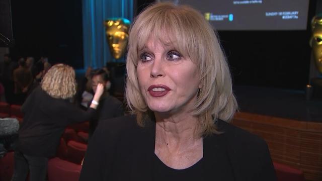 BAFTA stars salute Globes protest