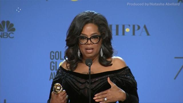 Oprah shares video of her home impacted by deadly Calif. mudslides