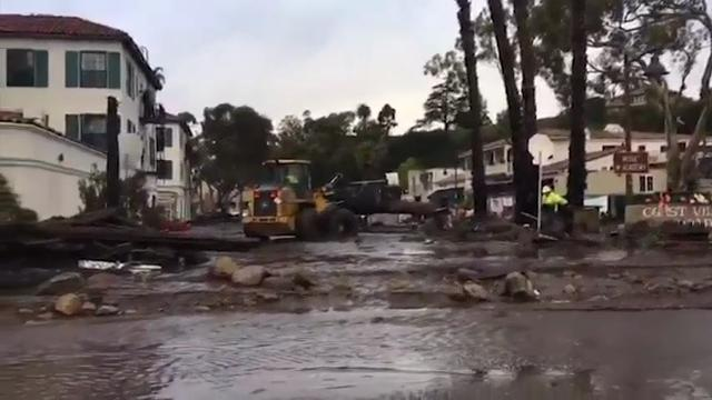 Missing in Montecito Mudslides