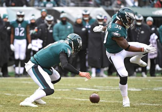 9134ac1a9a3ef4 Falcons at Eagles NFC divisional playoff preview: Three things to know