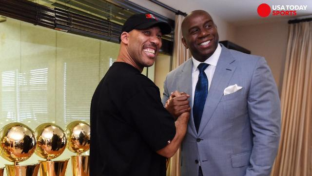 Did the Lakers underestimate LaVar Ball's antics?