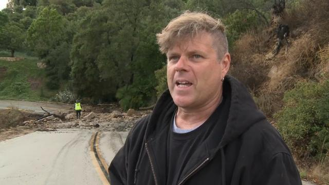 Dozens missing after deadly Calif. mudslides