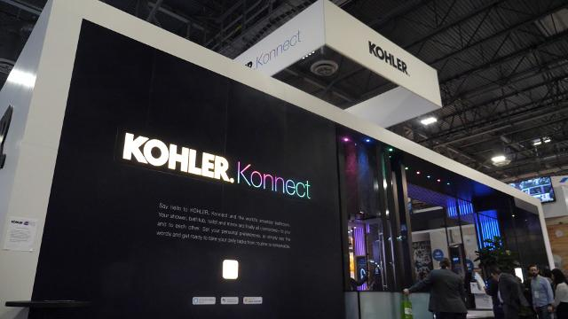 Thanks to Kohler, smart home tech is coming to your bathroom