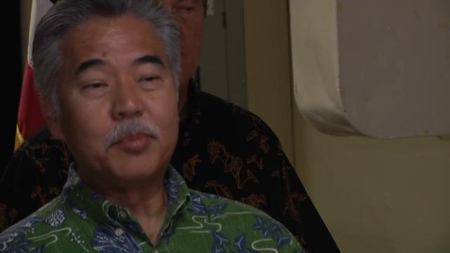 Hawaii officials apologize for false missile alert