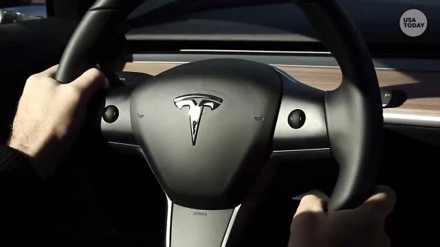 Tesla Model 3 braking, rating slammed by Consumer Reports