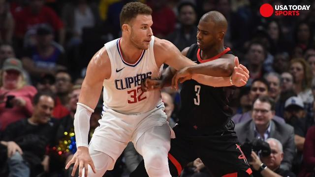 How things escalated between the Clippers and Rockets