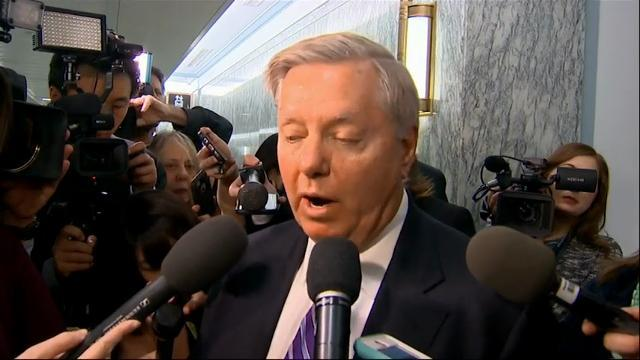 Graham, Durbin blame White House staff on immigration