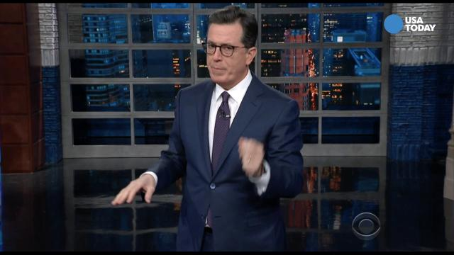 Questions about Trump's health and his hair from the late-night comics. After you watch our favorite jokes, vote for yours.