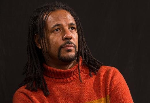 During a #BookmarkThis chat, Oprah Book Club author Colson Whitehead ('The Underground Railroad') says he doubts Winfrey will run, though.