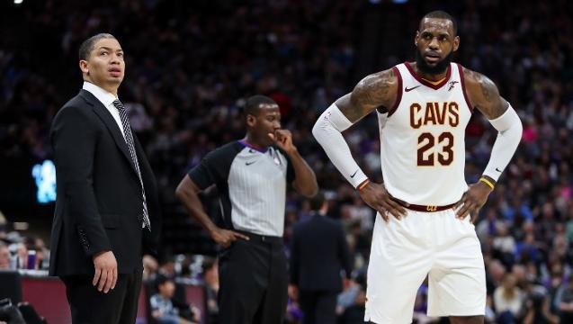 Is is time for the Cleveland Cavaliers to panic?