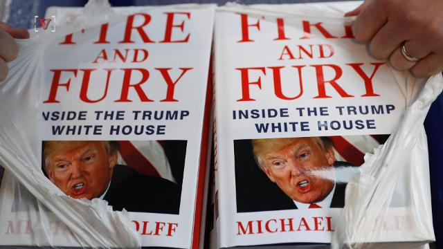 Report: 'Fire and Fury' is being turned into a TV show