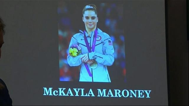 Olympian: 'Red Flags' Ignored in Nassar Abuse