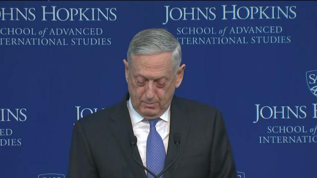 Mattis: Shutdown would harm military operations
