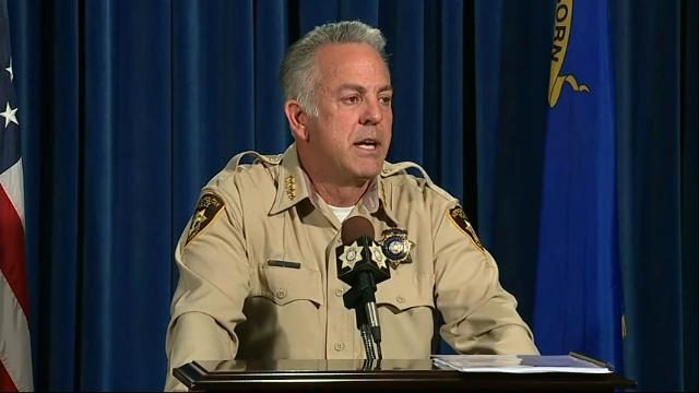 Vegas Police: Paddock Researched His Attack