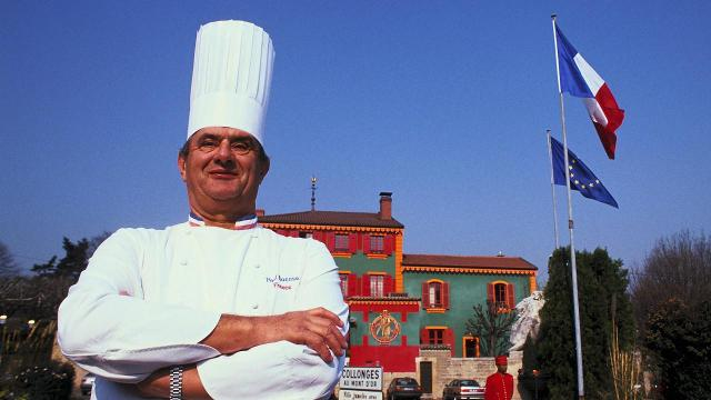 World-famous French chef Paul Bocuse has died at 91