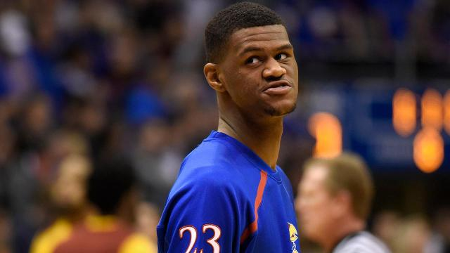 Embroiled in controversy over his eligibility, freshman Billy Preston has elected to leave Kansas without playing a game for a professional team in Bosnia.