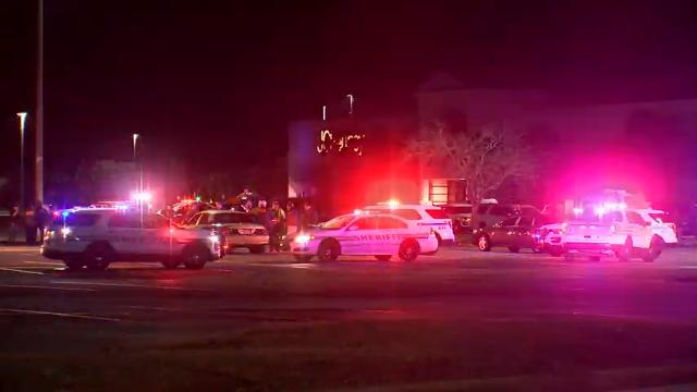 Two explosives ignite inside Florida mall