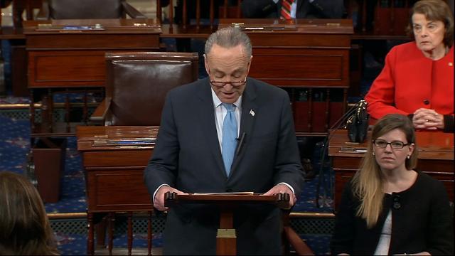Senate votes to end government shutdown
