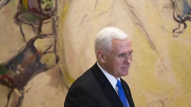 Pence defends Trump on disparaging comments