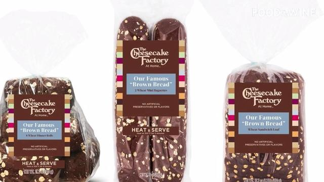 Cheesecake Factorys Brown Bread Is Coming To Grocery Stores