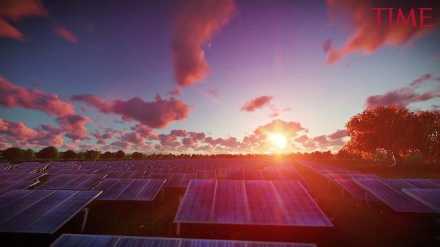 President Trump Slaps Tariffs On Solar Panels
