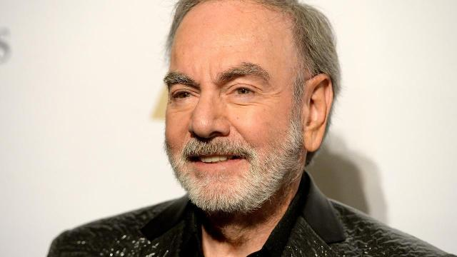 Neil Diamond will no longer be touring due to his recent diagnosis of Parkinson's disease
