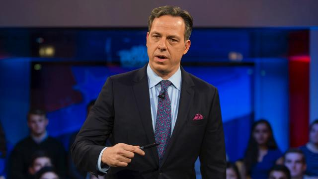 CNN's Jake Tapper: The Patriots are cheaters